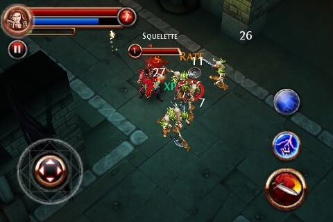 DungeonHunter iPhone Editeur 071