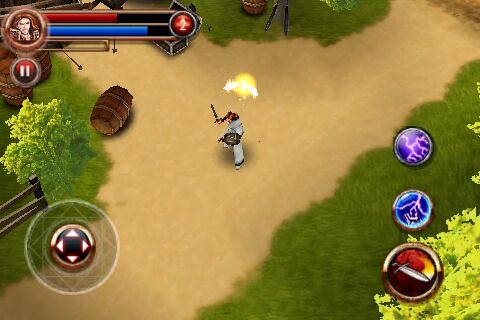 DungeonHunter iPhone Editeur 099