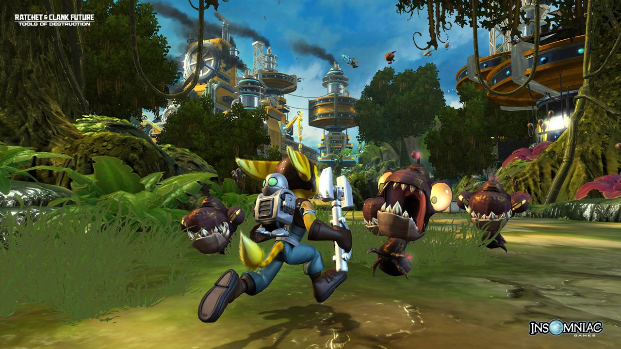 Ratchet&Clank PS3 Editeur 005