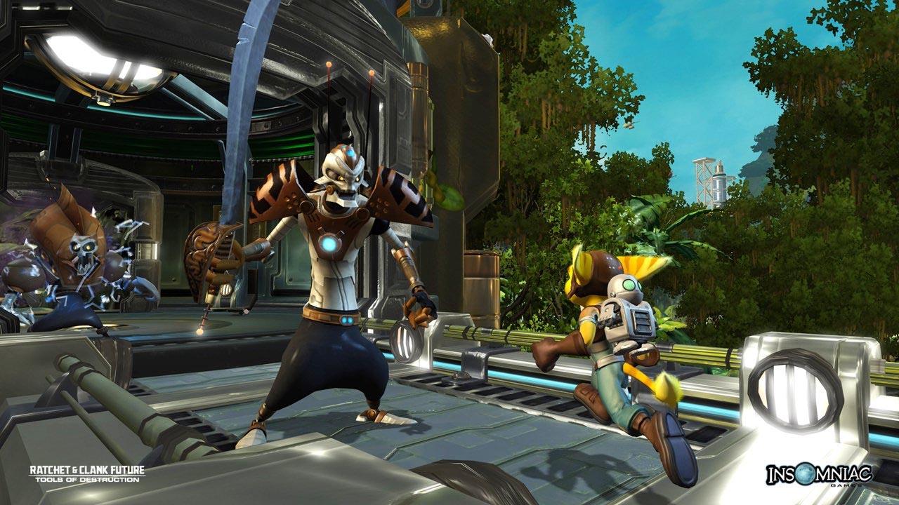 Ratchet&Clank PS3 Editeur 007