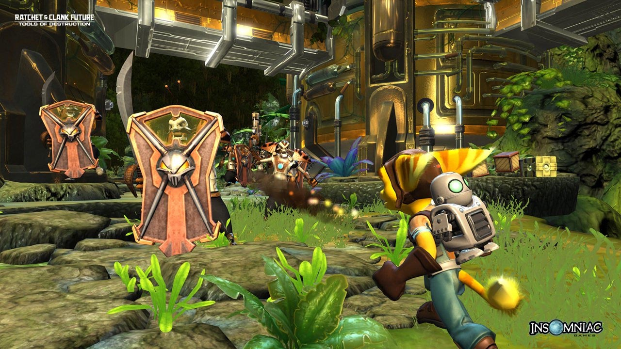 Ratchet&Clank PS3 Editeur 008