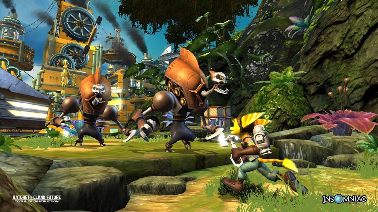Ratchet&Clank PS3 Editeur 010
