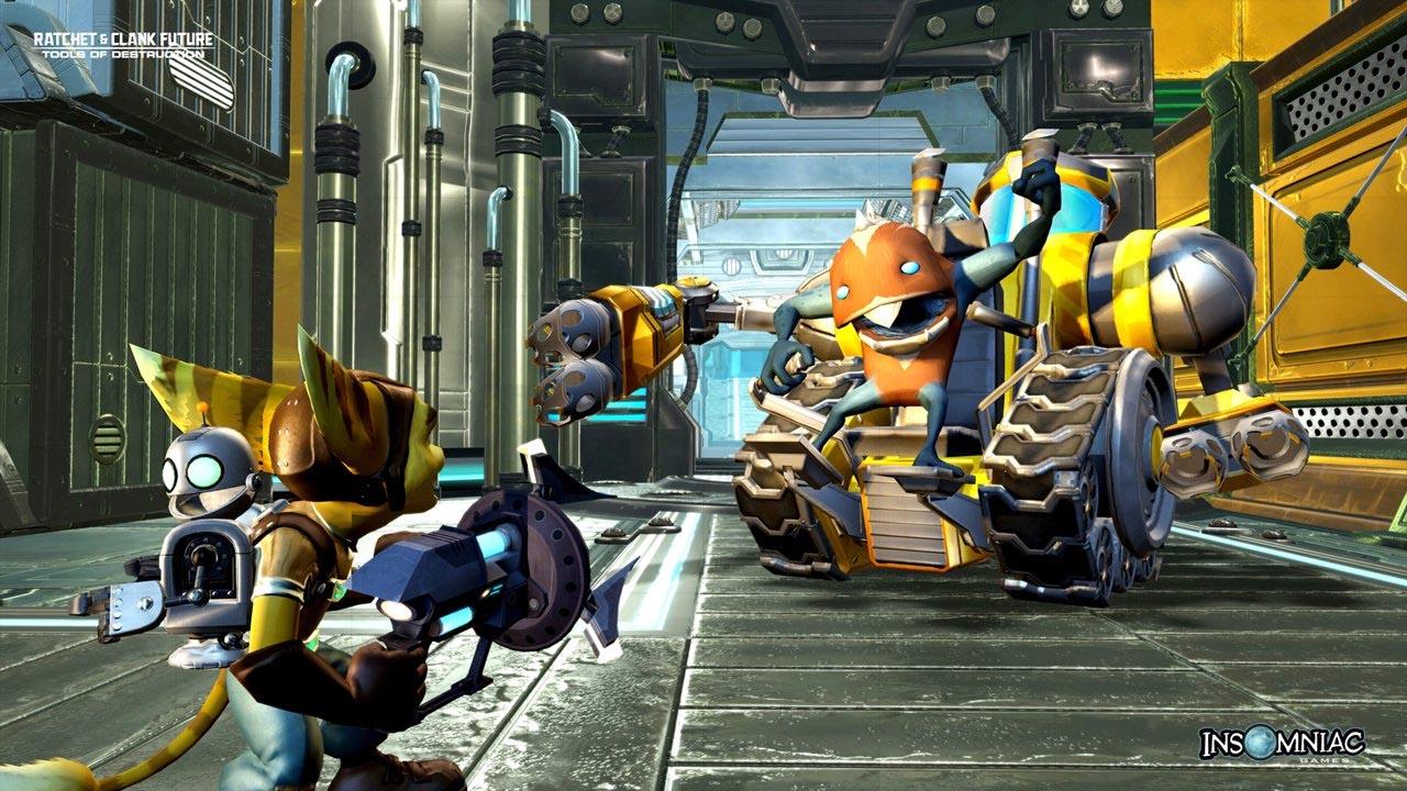 Ratchet&Clank PS3 Editeur 011