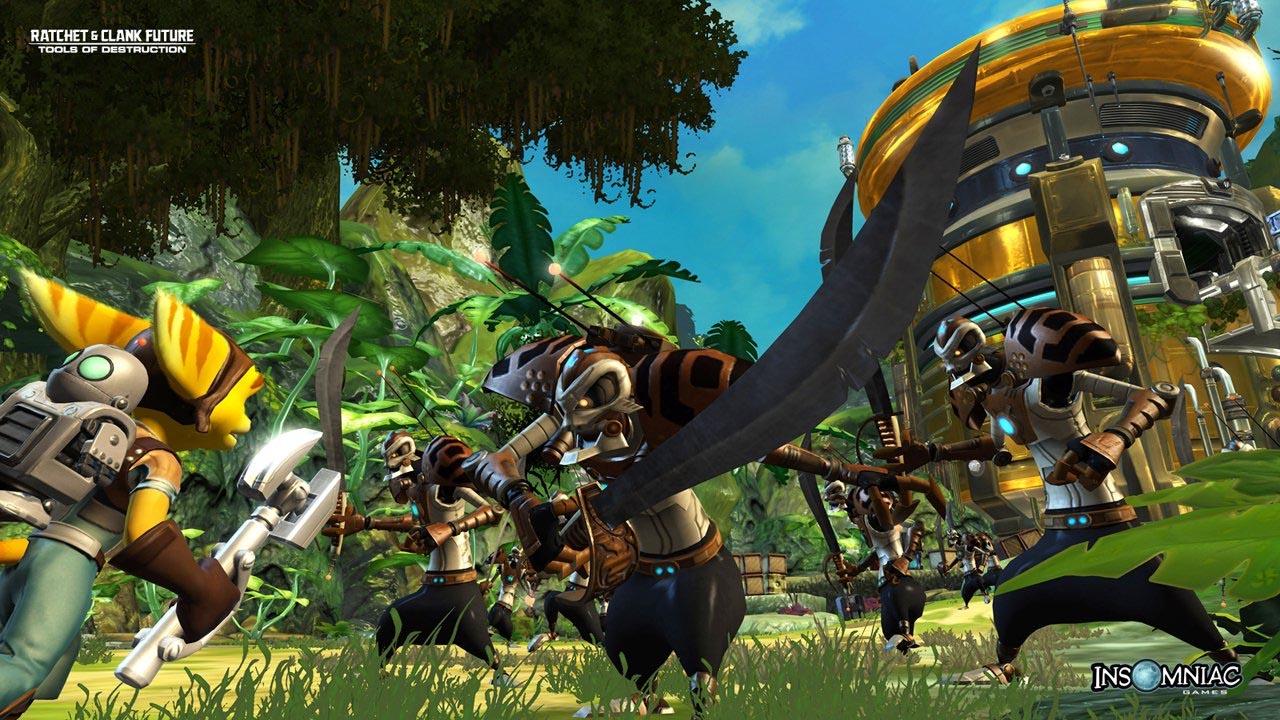 Ratchet&Clank PS3 Editeur 012