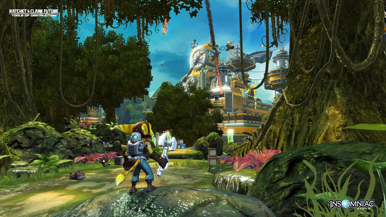 Ratchet&Clank PS3 Editeur 013