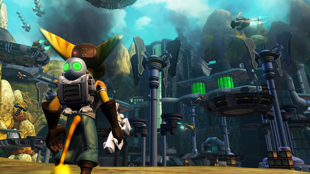 Ratchet&Clank PS3 Editeur 015
