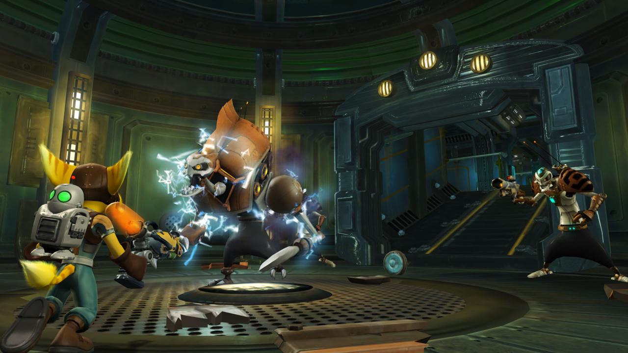 Ratchet&Clank PS3 Editeur 017