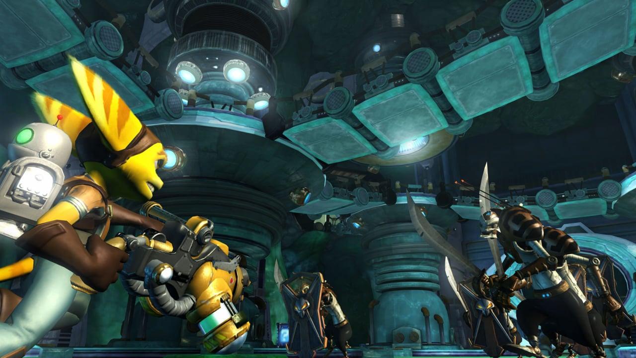 Ratchet&Clank PS3 Editeur 018