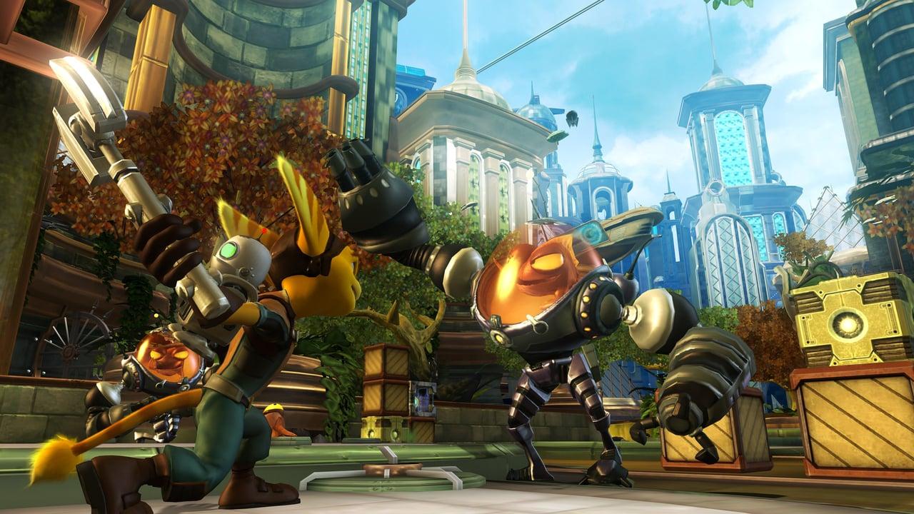Ratchet&Clank PS3 Editeur 022