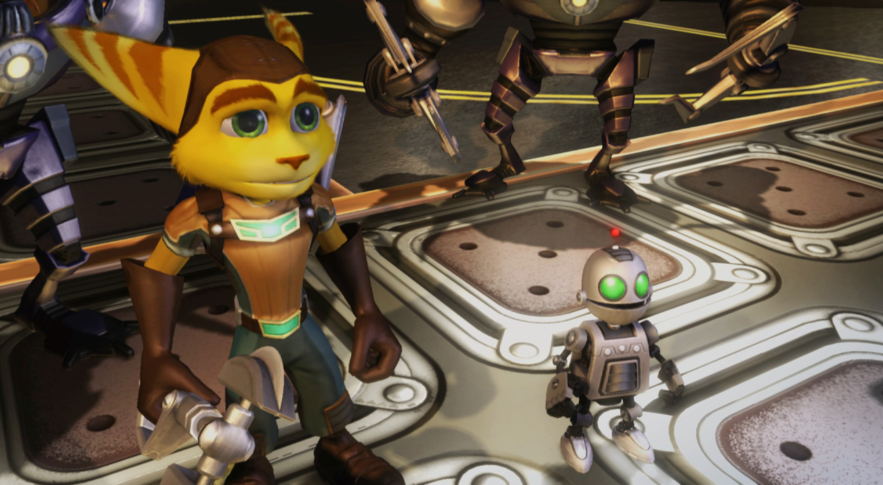 Ratchet&Clank PS3 Editeur 023