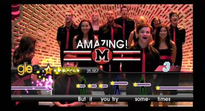 KaraokeRevolutionGlee Wii Editeur 005