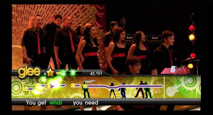 KaraokeRevolutionGlee Wii Editeur 008