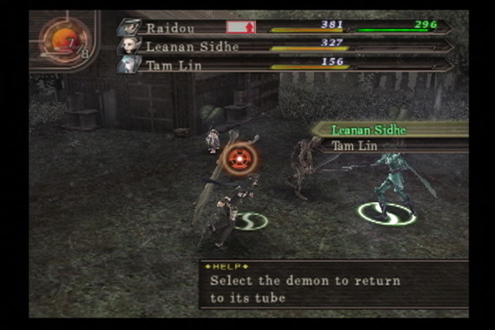 ShinMegamiTensei-DevilSummoner2-RaidouKuzunohavsKingAbaddon PS2 Editeur 026