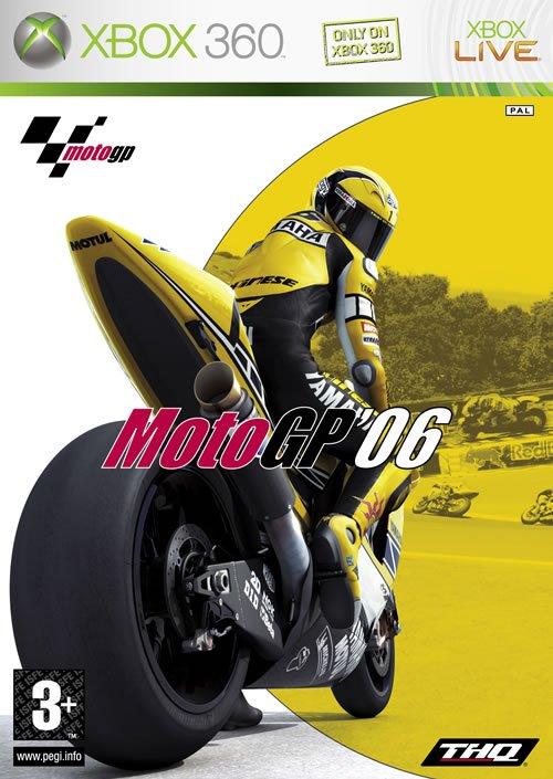 MotoGP06 X360 Jaquette 001