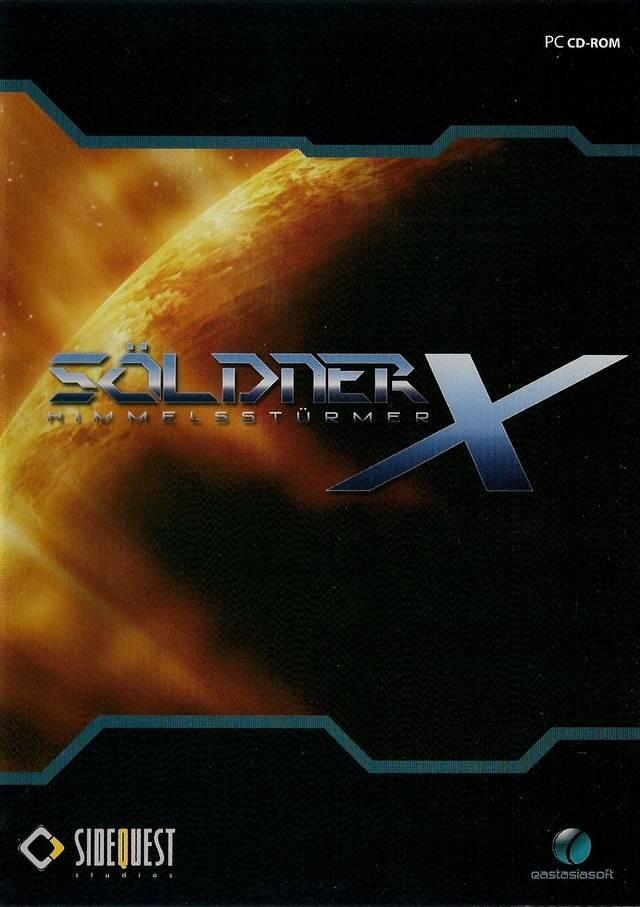 Soldner-X-Himmelssturner PC Jaquette 001