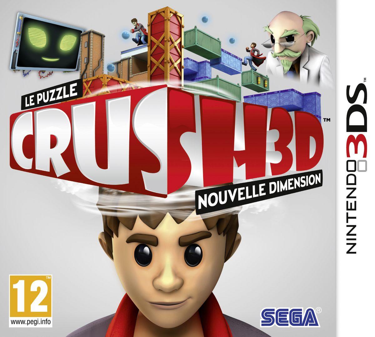 CRUSH3D 3DS Editeur 009