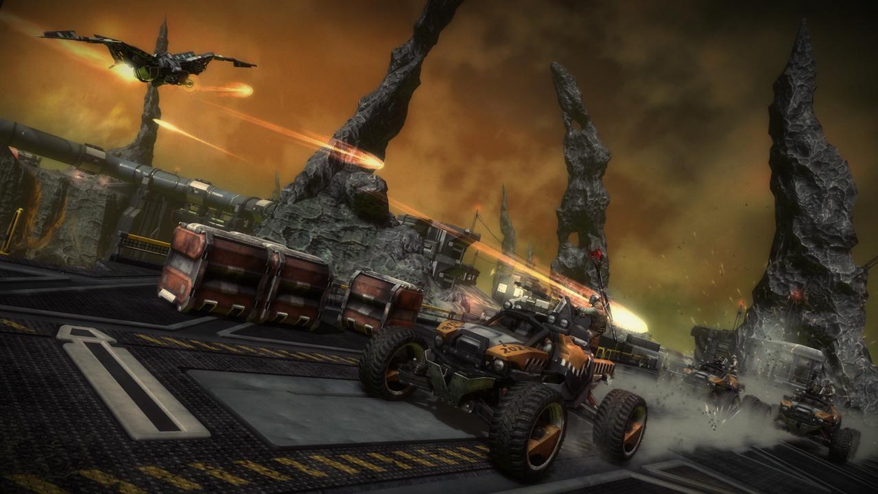 Starhawk PS3 Editeur 007