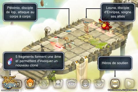 DOFUS-Battles iPhone Editeur 001