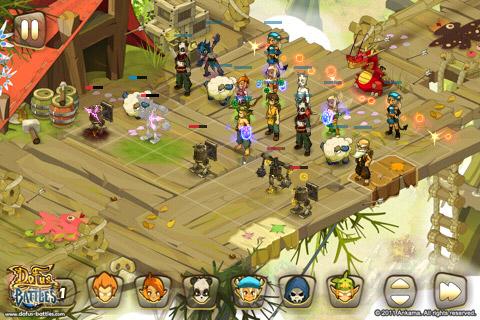 DOFUS-Battles iPhone Editeur 003