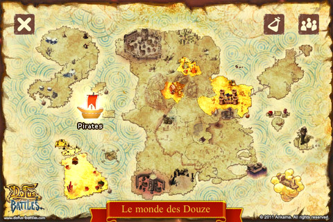 DOFUS-Battles iPhone Editeur 005