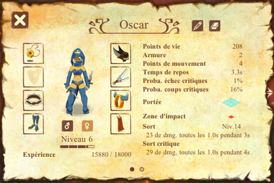 DOFUS-Battles iPhone Test 008