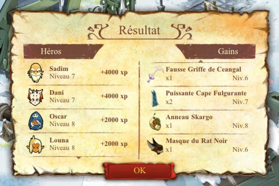 DOFUS-Battles iPhone Test 014