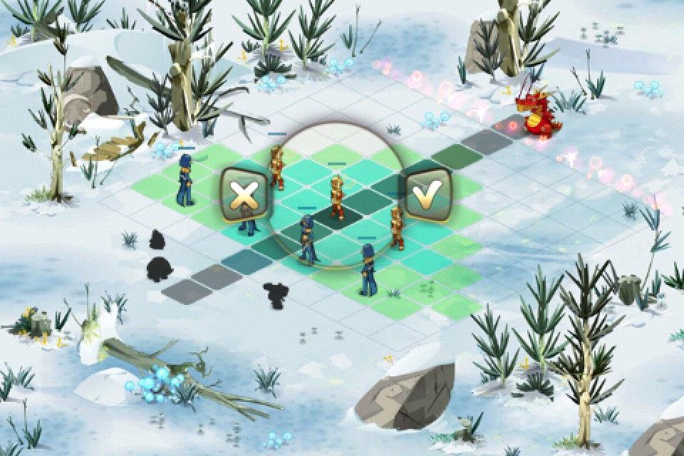 DOFUS-Battles iPhone Test 015