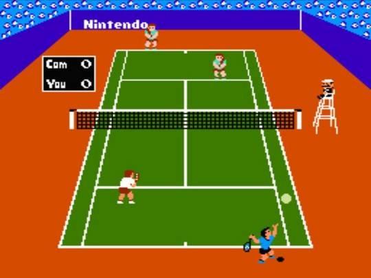 Tennis NES Editeur 004
