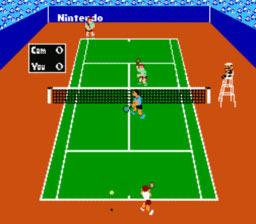 Tennis NES Editeur 006
