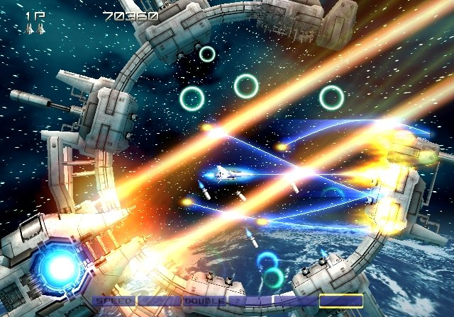 GradiusV PS2 Editeur 002