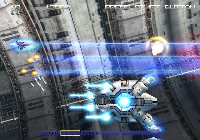 GradiusV PS2 Editeur 007