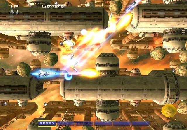 GradiusV PS2 Editeur 010