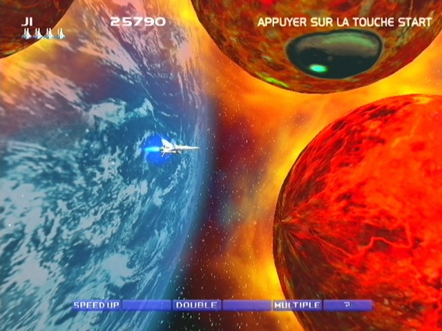 GradiusV PS2 Editeur 025