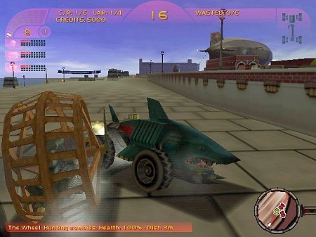 CarmageddonTDR2000NoseBleed PC Editeur 004