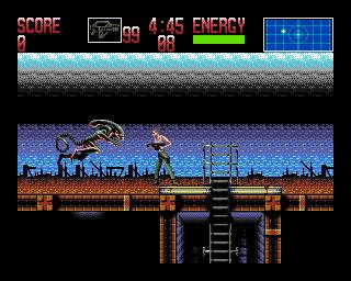 Alien3 Amiga Editeur 007