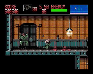 Alien3 Amiga Editeur 010