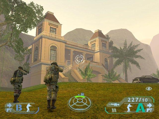 TomClancy-sGhostRecon-JungleStorm PS2 Editeur 001