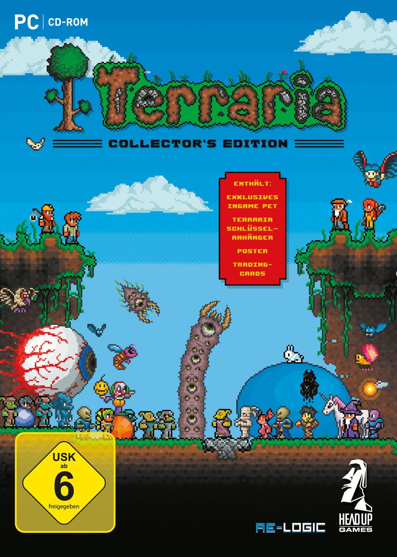 [ Test ] Terraria. Y'as pas que Minecraft dans la vie.