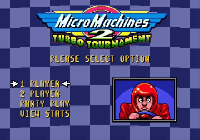 MicroMachines2TurboTournament Megadrive Editeur 001