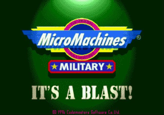 MicroMachinesMilitary Megadrive Editeur 001
