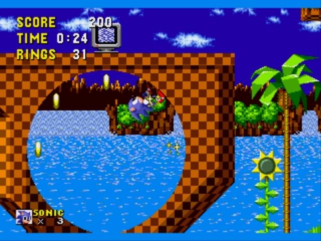 SonicCompilation Megadrive Editeur 008