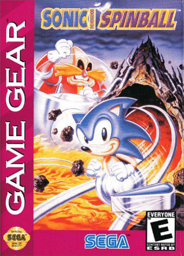 SonicSpinball GG jaquette 001