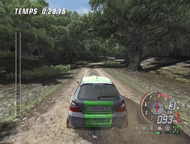 TOCARaceDriver3 Xbox Editeur 001