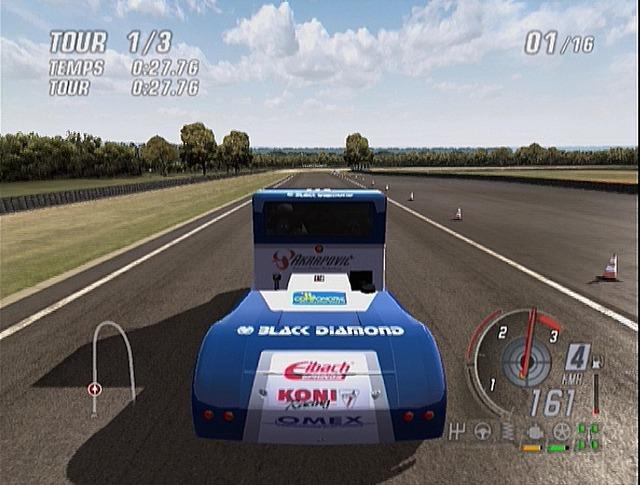 TOCARaceDriver3 Xbox Editeur 004