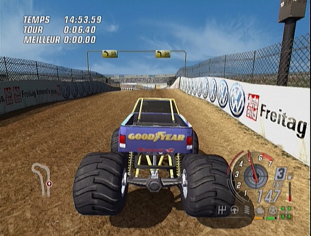 TOCARaceDriver3 Xbox Editeur 005