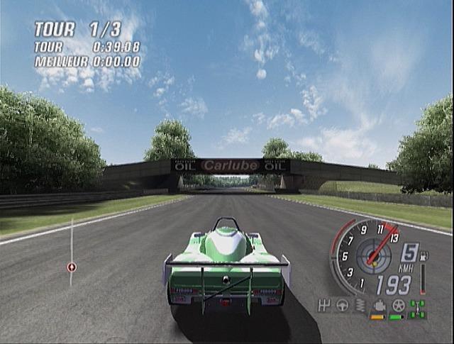 TOCARaceDriver3 Xbox Editeur 008
