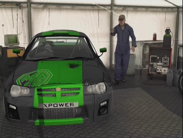 TOCARaceDriver3 Xbox Editeur 009