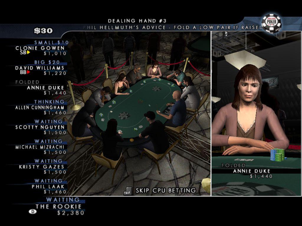 WorldSeriesofPoker2008-BattlefortheBracelets PC Editeur 017