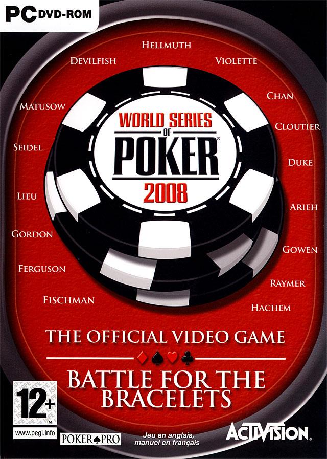 WorldSeriesofPoker2008-BattlefortheBracelets PC Jaquette 001