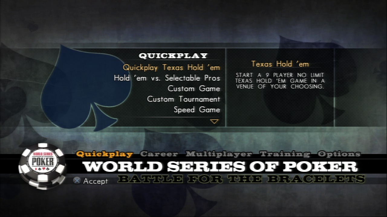 WorldSeriesofPoker2008-BattlefortheBracelets PS3 Editeur 002